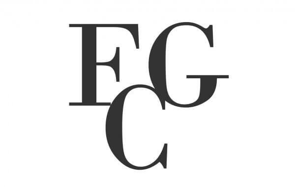 Feel Good Cosmetics Basic Lettering Logo