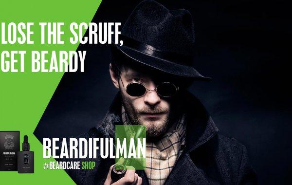 Introducing BeardifulMan Beard Care Products
